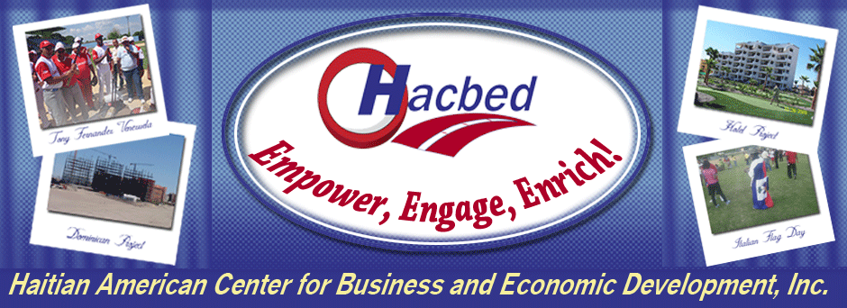 HACBED, Inc. Empower, Engage, Enrich!